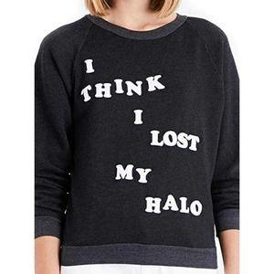 Wildfox I Think I Lost My Halo Sweatshirt